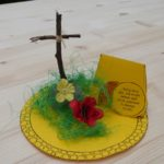 Kleine Ostergärten zum Mitnehmen